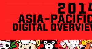 2014 Asia Pacific Digital Overview - Social Media